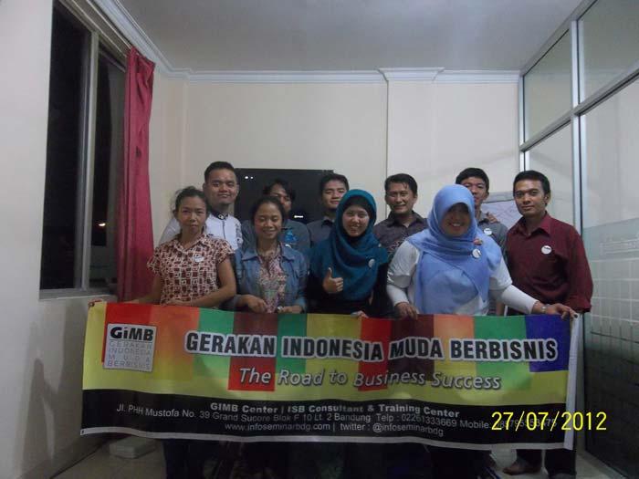 Gerakan Indonesia Muda Berbisnis