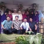 Acara Pernikahan Binaan GIMB Angga Yudha