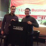 Avip Virmansyah GIMB dan A Deda dalam I Love Business 4