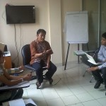 Coach Meriza Hendri, Kandidat Doktor Manajemen Bisnis
