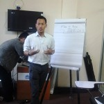 Coaching StartUp Bersama Anggasa Wijaya GIMB
