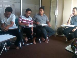 GIMB Entrepreneur School Pertemuan ke 4 Creative