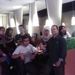 Suasana Cair Para Pengusaha Muda Bandung Binaan GIMB