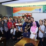 MILAD GIMB #1 di I Love Business #15