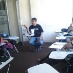 Meriza Hendri Mengajar di GIMB Entrepreneur School Batch 3