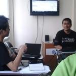 Meriza Hendri dan Sidik Nurjaman di GIMB Entrepreneur School
