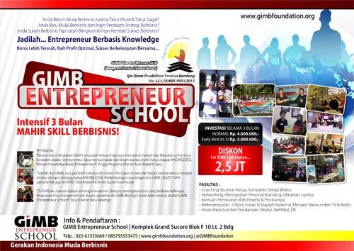 Sekolah Bisnis Bandung