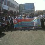 Pengusaha Binaan GIMB dalam Persiapan Berangkat ke GKN di Jakarta