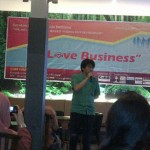 Perry Tristianto dalam I Love Business 5