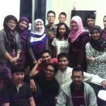 Suasana Coaching Para Pengusaha Binaan GIMB Jumat 5 April 2013
