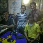 on air radio 7 maret