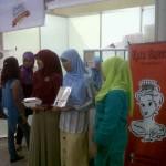 entrepreneur GIMB di Muslimah Fest, Ka Anne Sushi Me dan  Mba sissy Ratu Basreng