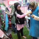 Super Nova House, pengusaha binaan GIMB bidang fashion muslim unik raih order berkali lipat