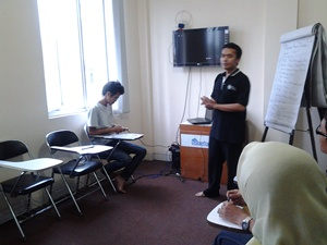 Coachin Jumat Bersama Agus Santoso