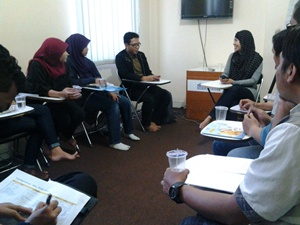 Coaching Start Up Business Bersama Adel Koedelos Rabu 29 Mei 2013
