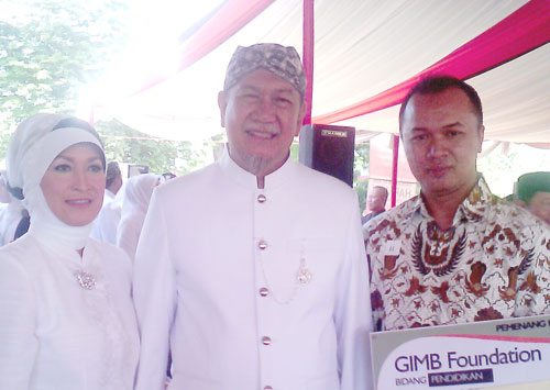 Avip GIMB bersama Wagub Jabar