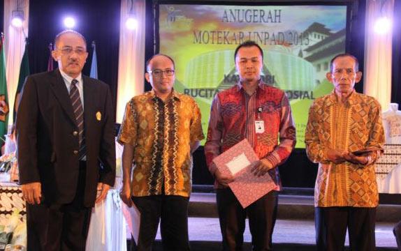 Anugerah Motekar Unpad 2013